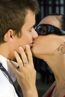 How To Turn His Casual Kiss Into A Passionate One