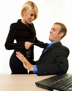 Dangers of Dating Your Male Coworker