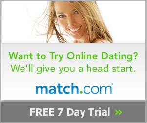 Free trial for match com